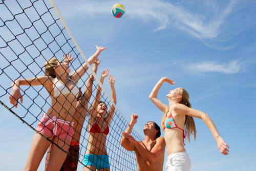 Campi da Beach volley